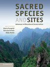 Sacred Species and Sites (eBook)